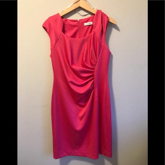 Calvin Klein Dresses & Skirts - Ladies Dress 10 Calvin Klein Pink